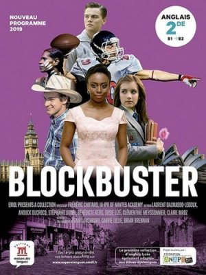 Anglais 2de Blockbuster - Maison des langues - 9782356855442 -