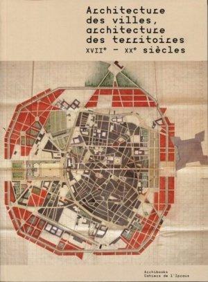 Analyse fine des modes de croissance des villes et des territoires - archibooks - 9782357334786 -