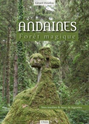 Andaines, forêt magique - L'Etrave - 9782359920659 -