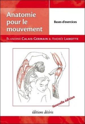 Anatomie pour le mouvement - desiris - 9782364030879 -