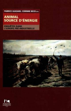 Animal source d'énergie - presses universitaires de valenciennes - 9782364240605