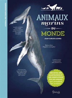 Animaux marins du monde - grenouille - 9782366534566