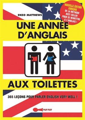 Une année d'anglais aux toilettes - tut tut - 9782367041087 -