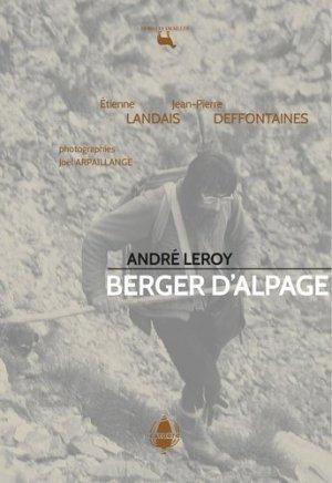 André Leroy - Cardère éditeur - 9782376490142 -