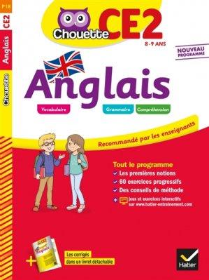 Anglais CE2 - hatier - 9782401050501 -