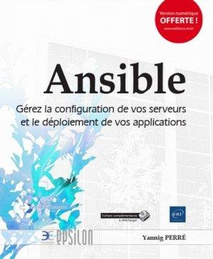 Ansible - eni - 9782409012419 -