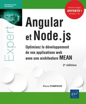 Angular et Node.js - eni - 9782409019616 -