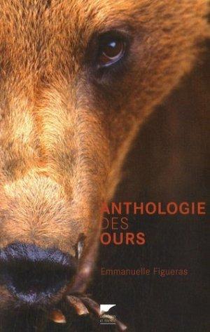Anthologie de l'ours - Delachaux et Niestlé - 9782603014271 -