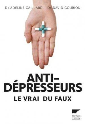 Antidépresseurs - delachaux et niestle - 9782603021064 -