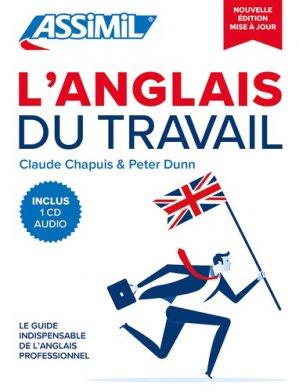 L'anglais du travail - assimil - 9782700508390 -
