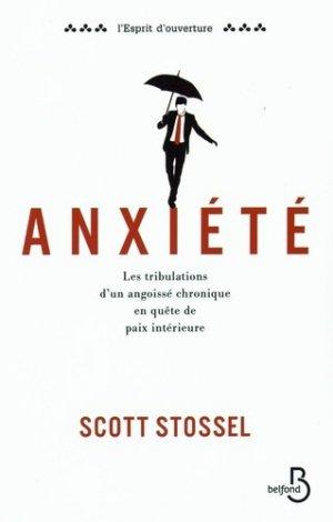 Anxiété - belfond - 9782714459244