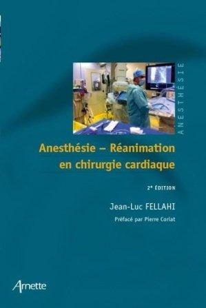 Anesthésie-réanimation en chirurgie cardiaque - arnette - 9782718413594 -