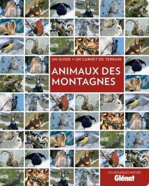 Animaux des montagnes - glenat - 9782723489188