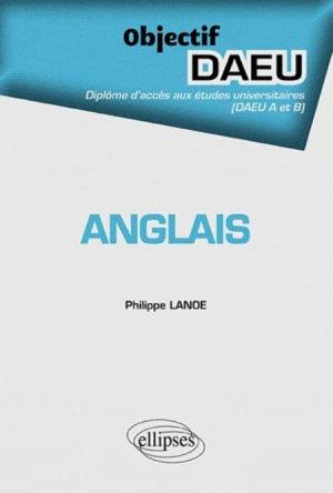 Anglais - ellipses - 9782729872779 -