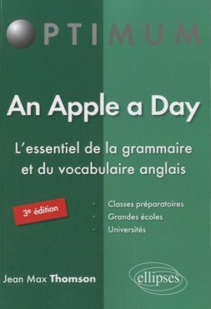 An Apple a Day - Ellipses - 9782729876975 -