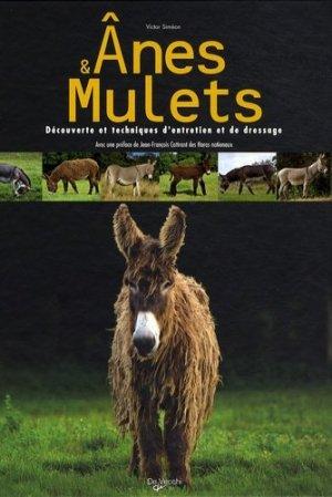 Anes et mulets - De Vecchi - 9782732892801 -