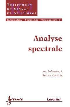 Analyse spectrale - hermès / lavoisier - 9782746204447 -
