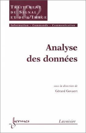 Analyse des données - hermès / lavoisier - 9782746206434 -