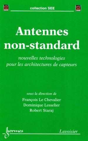 Antennes non-standard - hermès / lavoisier - 9782746229952 -