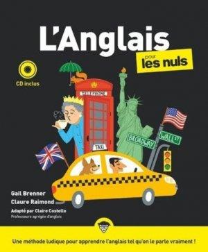 L'anglais pour les nuls - first - 9782754090438