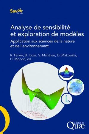 Analyse de sensibilité et exploration de modèles - quae  - 9782759219063