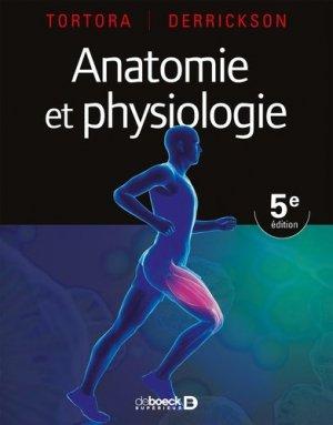 Anatomie et physiologie - de boeck superieur - 9782807308053 -