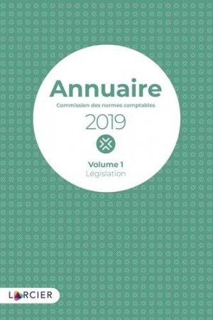 Annuaire CNC - Éditions Larcier - 9782807913103 -