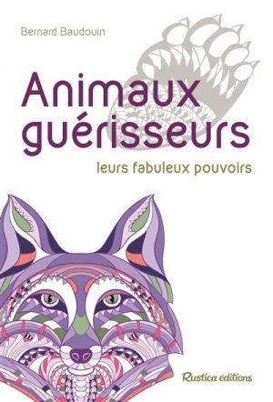 Animaux guérisseurs - rustica - 9782815308304 -