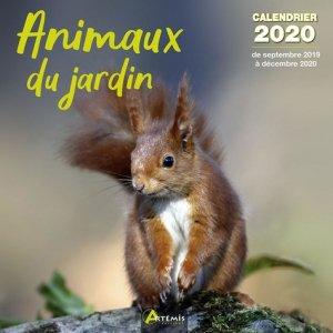 Animaux du jardin - Artémis - 9782816014884 -
