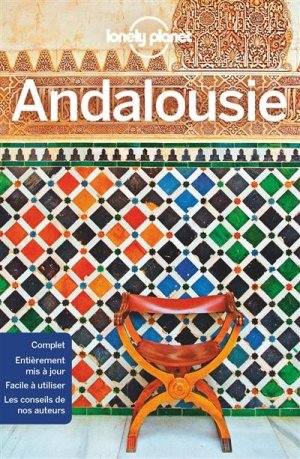 Andalousie - lonely planet - 9782816192926 -