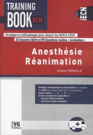 Anesthésie, réanimation-vernazobres grego-9782818316467