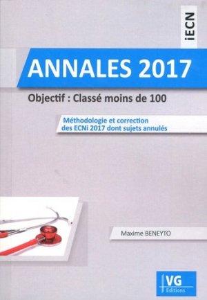 Annales ECNi 2017 - vernazobres grego - 9782818316634 -