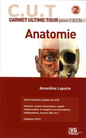 Anatomie - vernazobres grego - 9782818316726