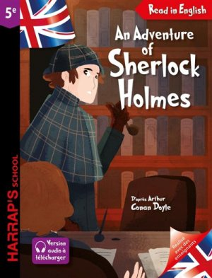 An Adventure of Sherlock Holmes : The Speckled Band - harrap's - 9782818706282 -