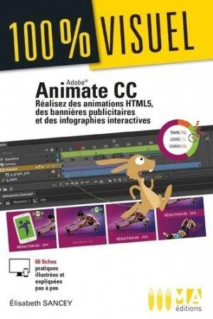Animate CC - Micro Application Editions - 9782822406338 -