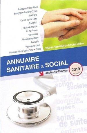 Annuaire sanitaire et social hauts de france 2019 - onpc - 9782840072607 -