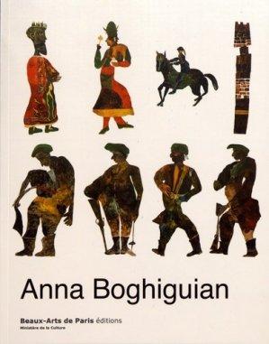Anna Boghiguian. Le carré, la ligne et la règle, Edition bilingue français-anglais - ENSBA - 9782840567639 -