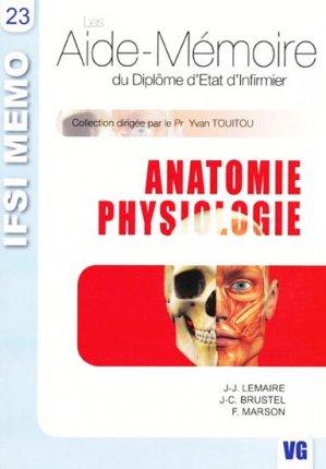 Anatomie physiologie - vernazobres grego - 9782841368020 -