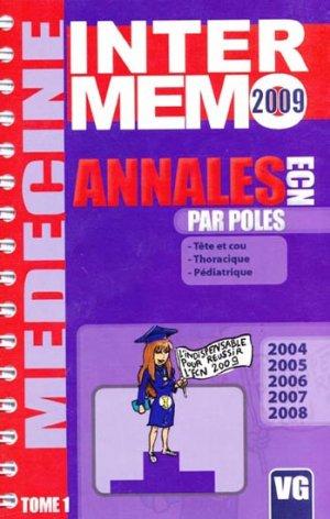 Annales ECN par pôles Tome 1 - vernazobres grego - 9782841368679 -
