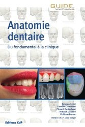 Anatomie dentaire - cdp - 9782843614200 -