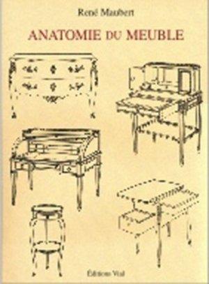 Anatomie du meuble - vial - 9782851010377 -