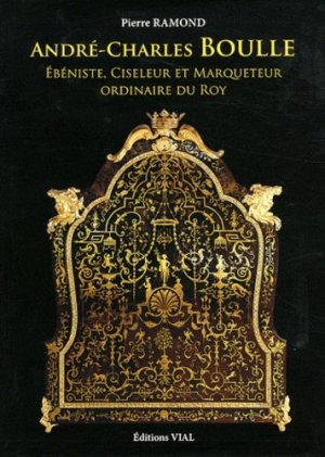 André-Charles Boulle - vial - 9782851011497 -