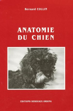 Anatomie du chien - derouaux-ordina - 9782870470275 -