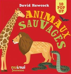 Animaux sauvages - nuinui jeunesse - 9782889570393 -