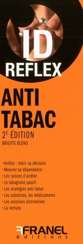 Antitabac - arnaud franel - 9782896035960 -