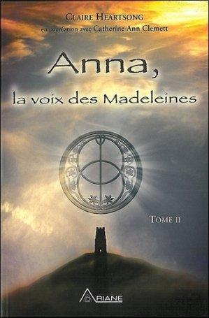 Anna, La Voix des Madeleines - ariane - 9782896260867 -