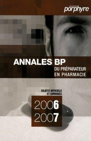 Annales du BP - Groupe Liaisons - 9782915585421 -