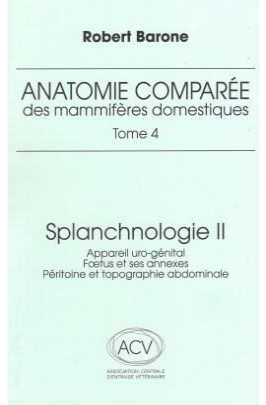 Anatomie comparée des mammifères domestiques - vigot - 9782957196005 -