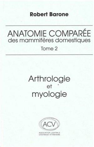 Anatomie comparée des mammifères domestiques Tome 2 - vigot - 9782957196012 -
