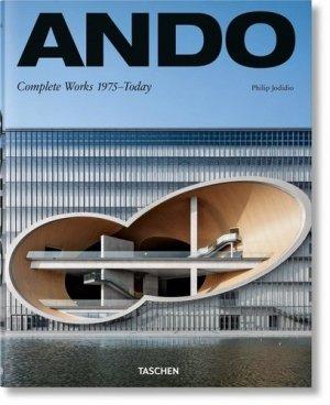 Ando. Complete Works 1975–Today, Edition français-anglais-allemand - Taschen - 9783836577120 -